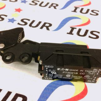 Eaton Power Tool Switch PT3D21B-CC PT3D21BCC 10A 250Vac 22A 125Vac 1.5 HP