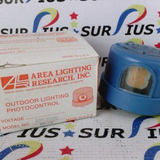 ALR LIGHTING BF-PV TWIST LOCK AUTOMATIC LIGHT CONTROL 1000WATT 105-285VAC