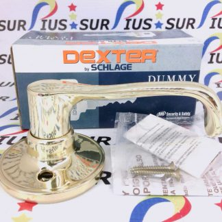 Dexter By Schlage Brass Dummy Lever J170TOR605 US3 Inactive