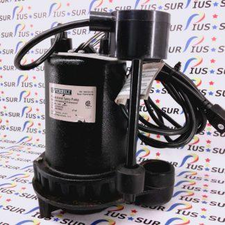 Everbilt PSSP07501VD Professional Cast Iron 3/4 HP Sump Pump