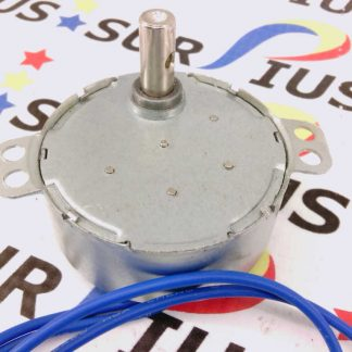 Replacement TS-101 120V AC 50/60Hz 4W 15/18 r/m CW Fan Synchronous Motor Twin Star