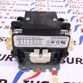 Hartland Controls HCC2XQ04GG HCC-2XQ04GG 50 Amp 2 Pole Contactor