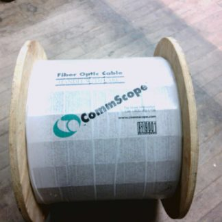 Commscope R-006-DS-6F-XSUWH 760124974 Riser Distr Fiber Optic Cable 1000 Ft