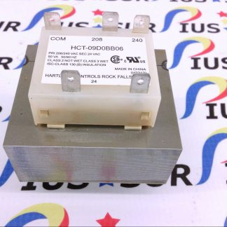 HARTLAND CONTROL HCT-09D0BB06 50 VA QUICK CONNECT TRANSFORMER 208/240 - 24