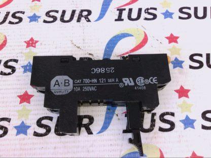 Allen-Bradley 700-HN121 Ser A 700HN121SerA Relay Base