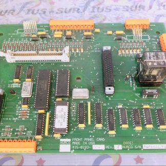 Hurco 415-0193-006 REV F 4150193006 Circuit Board