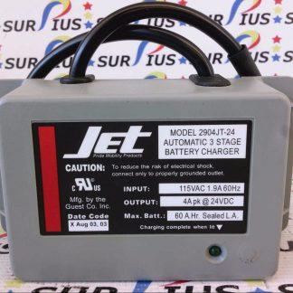 Jet Pride mobility 2904JT-24 2904JT24 24V DC Battery Charger ELECHG1018
