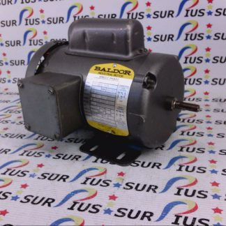 Baldor Single Phase Industrial Motor L3353
