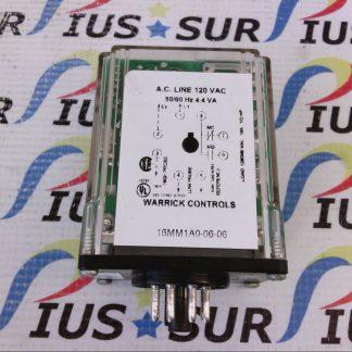 Warrick Controls 16MM1A0 16MM1A0-06-06 Solid State Plug-in Module