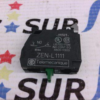 Telemecanique ZEN-L1111 ZENL1111 Contact Block