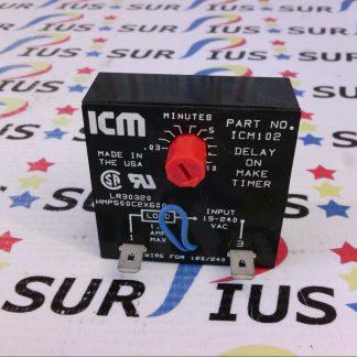 ICM 102 ICM102 Time Delay Relay LR30320 HMPS00C2X600