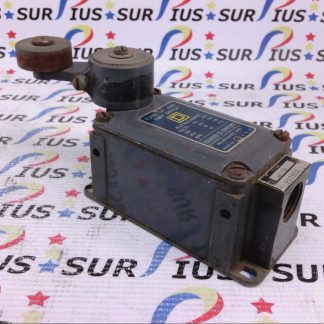 Square D 9007-M11B 9007M11B Class 9007 Type M11B Limit Switch