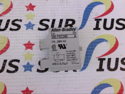 Allen-Bradley AB 100-FSC280 100FSC280 Surge Suppressor