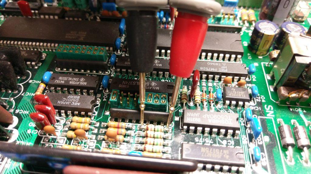 Surpius Industrial Repairs Printed Circuit Board Testing PCB