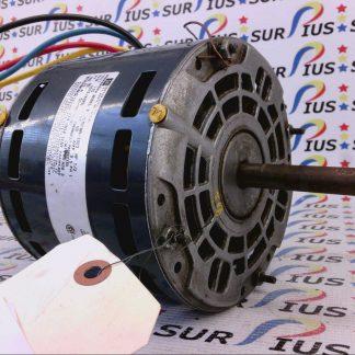 Emerson Motor KA55HXFWR-3683 Volt 115 HP 1/2 RPM 1075/4SPD 51-19069-01