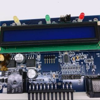 Alpine Power Systems Forklift Charger User Display Control Board 046-0271D