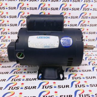 100005.00 M4C17DH6A 3/4 HP 1725 RPM LEESON ELECTRIC MOTOR 115-230V 1PH 5/8