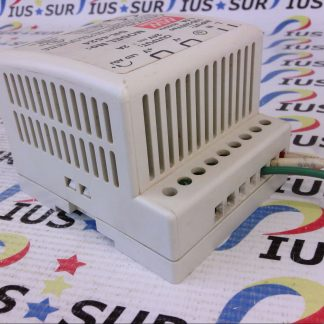 Mean Well DR-4524 DR4524 Transformer Voltage Reducer AC to DC 24VDC