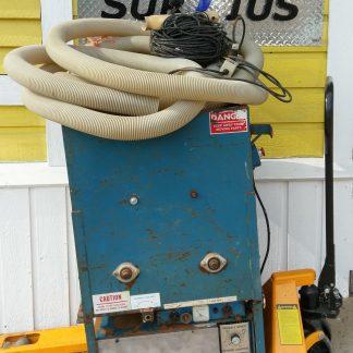 Krendl 500 Insulation Blower Blowing Machine AirLock