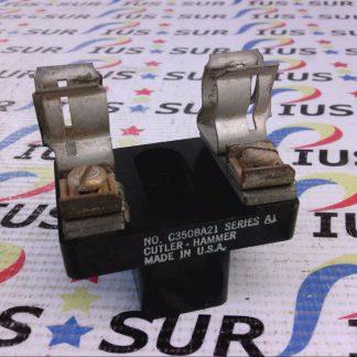 Cutler Hammer C350BA21 Fuse Block