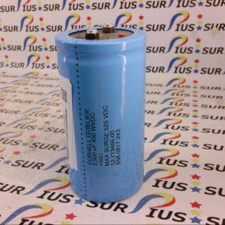 Cornell Dubilier 2500 uf 450 wvdc 12-713466-00 658-0817-243 Capacitor