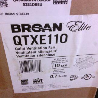 BROAN QTXE110