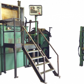 Ty Miles Vertical Broaching Machine Broacher MBPD24-36-60R MBPD243660R 12 Ton