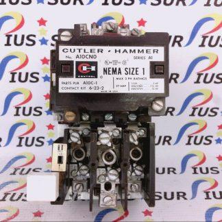 Cutler Hammer A10C-1 A10C1 Reversing Motor