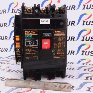 Fuji Electric EA53B BB3BEB-050 BB3BEB050 50AMP BREAKER