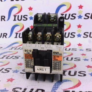 FUJI ELECTRIC 4NC0F0 SC-0 SC0 F07168034h