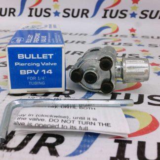 Supco Bullet Piercing Valve BPV14 For 1/4 Tubing B11-034