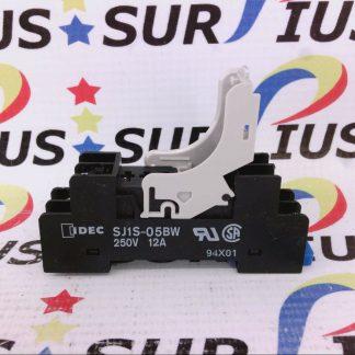 IDEC SJ1S-05BW SJ1S05BW 250VAC 12AMP