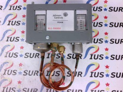 Johnson Controls Dual Pressure Control P70LB-1 P70LB1