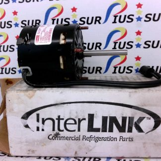 InterLink Fasco 25300201S Evaporator Fan Motor 1/20hp 71639383 U63