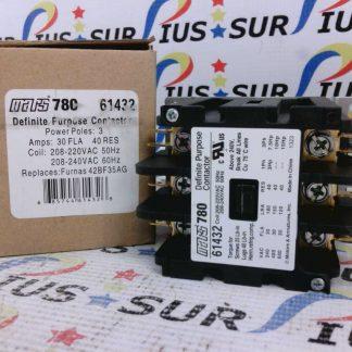 Mars780 61432 Definite Purpose Contactor 3 Poles 42BF35AG