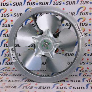 Hussmann Fan Assembly 0477668 12W 115V 0461805