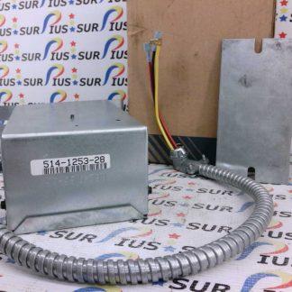 Copeland 514-1253-28 Relay Capacitor Assembly