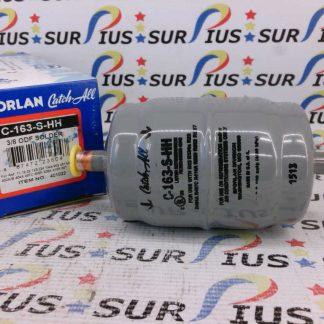 Sporlan C-163-S-HH 3/8 ODF Solder Catch All Filter Drier C163SHH 401022
