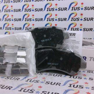 Wagner TQ MX1540 Premium Disc Brake Pads