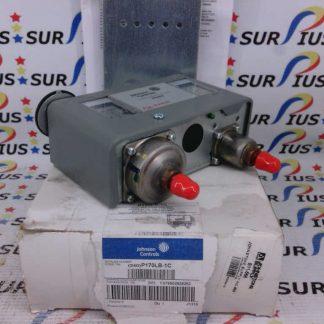 Johnson Controls P170LB-1C Dual Pressure Control 1/4 Male Flare