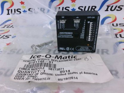 Ice-O-Matic 9101148-01 Timer Module 910114801