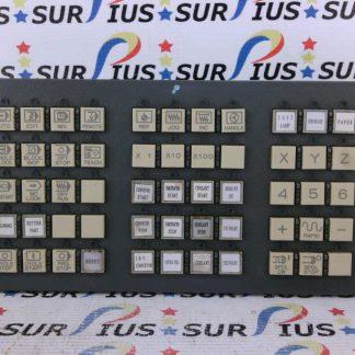 Fanuc A02B-0303-C231 A02B0303C231 Operators Panel Button Control