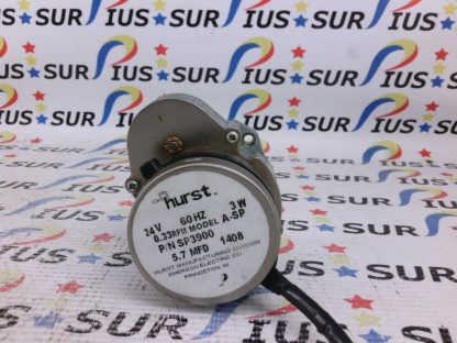 Hurst 24V 60Hz 3W 0.33RPM Model A-SP P/N SP3900