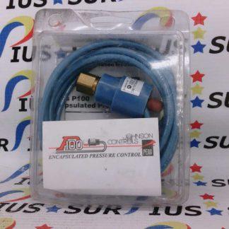 Johnson Controls P100DA-1C 240V AC Pressure Control Switch P100DA-1