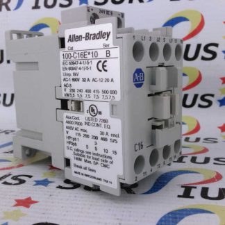 Allen-Bradley 100-C16E*10 Series B Contactor