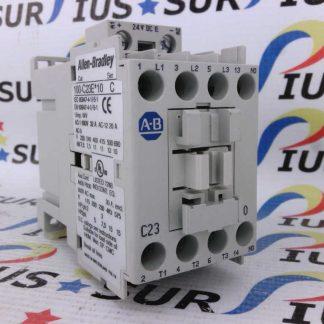 Allen-Bradley 100-C23E*10 Series C Contactor 24V DC 100C23E10