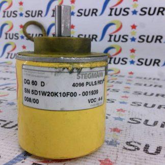 Stegmann DG 60 D DG60D DG-60-D Encoder 4096 Puls/Rev