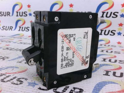 Carlingswitch CA2-B0-34-630-121-C 2-Pole Switch