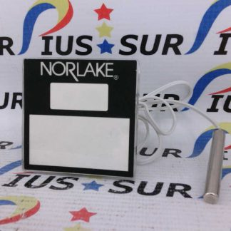 Norlake Model SD 094917 Solar 3LE Digital Thermometer