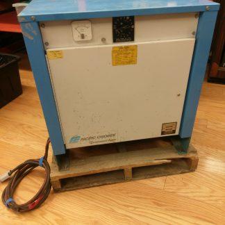 Pacific Chloride 12R0575M3C Forklift Battery Charger 24V 115A 208-230-460V